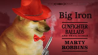 BIG IRON a cinematic doge music video
