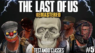 QUEBRA CRÂNIO!! - The Last of Us: Remastered - Multiplayer!!