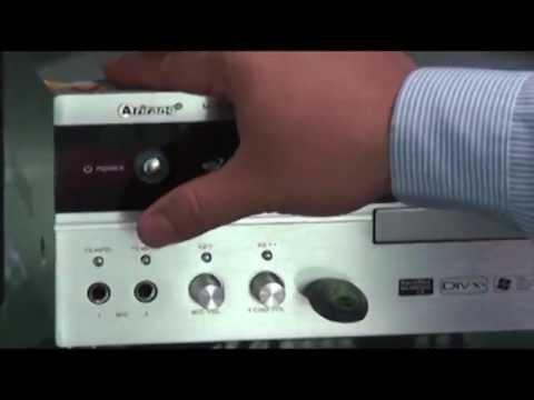 Cách cập nhật bài hát cho máy karaoke Arirang 3600HDD - 3600HDD Plus