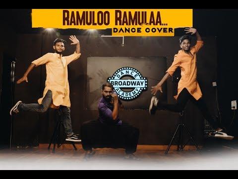 ramulo-ramula-dance-cover-||-allu-arjun-||-trivikram-|-thaman-s-|#aa19-#alavaikunthapurramuloo--