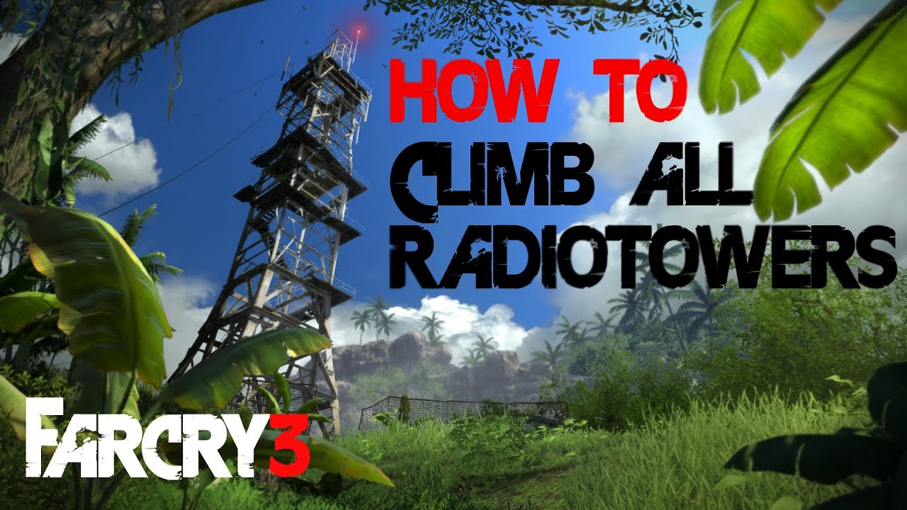 how to climb in far cry 4