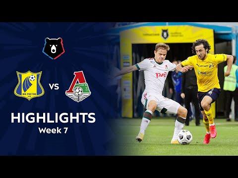 Rostov Lokomotiv Moscow Goals And Highlights