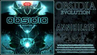 Obsidia - Annihilate (Dubstyle)