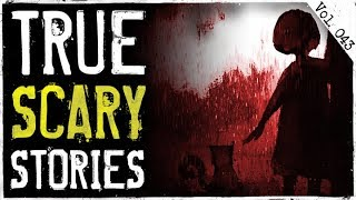 I CAN'T BE ALONE ON CAMPUS | 8 True Scary Horror Stories From Reddit (Vol. 43)