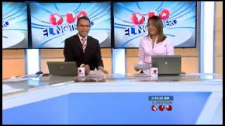 El Noticiero Televen - Primera Emisión - Lunes 24-04-2017