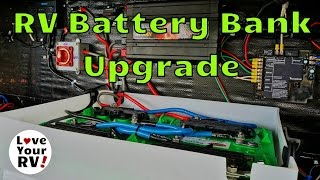 Upgrading My RV Battery Bank for Dry Camping