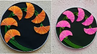 DIY Wall Hanging  From Paper // Wall Decoration  Idea // Home Decoration