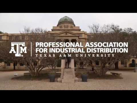 Professional Association for Industrial Distribution at TAMU