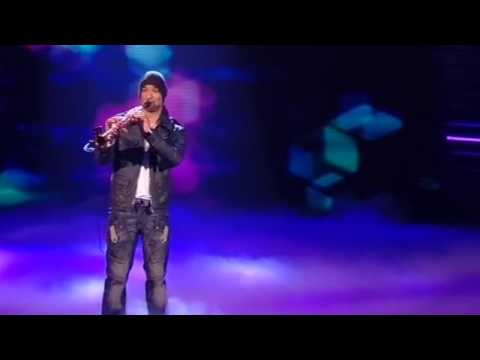 Julian Smith: Somewhere - Britain's Got Talent 2009 - The Final