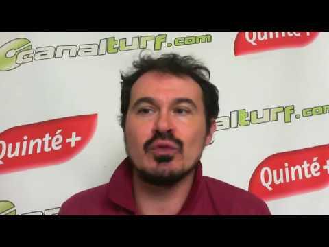 emission video des courses turf pmu du Vendredi 17 mars 2017