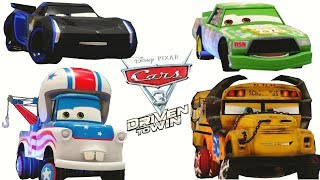Cars 3 Driven to Win Winning All Master Level Races Chick Hicks Jackson Storm Miss Fritter Mater the