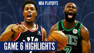 RAPTORS Vs CELTICS GAME 6 HIGHLIGHTS - 2020 NBA PLAYOFFS