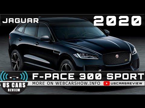 2020 JAGUAR F-PACE 300 SPORT Review Release Date Specs Prices