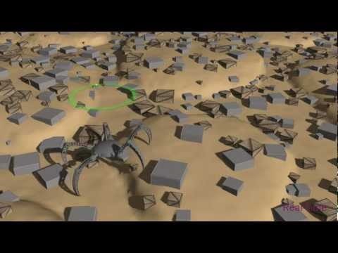 Download Youtube: Procedural Locomotion of Multi-Legged Characters in Dynamic Environments