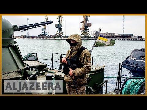 🇺🇦 🇷🇺 Ukraine-Russia dispute naval case to be heard at UN tribunal | Al Jazeera English