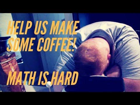 An engineer had to help us make coffee