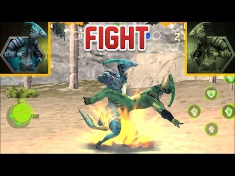 T REX GAMES FOR KIDS: Tyrannosaurus Simulator- Huracan Stan vs Tyrannosaurus |Newbie Gaming