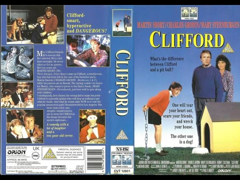 Clifford (1994) Movie Review - An All Time Childhood Favorite