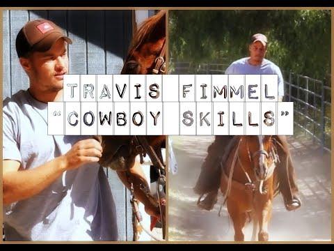 Sexy Cowboy  Travis Fimmel Stephen Rowe