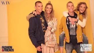 Fashion&Twins:  Slikanje kampanje za Fashion&Friends, 11. epizoda