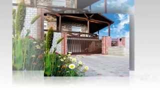 видео Особенности конструкции и виды гаражных ворот