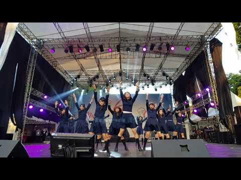 AKB48 X JKT48 - Part 1 @. Jak Japan Matsuri 2018 day 2