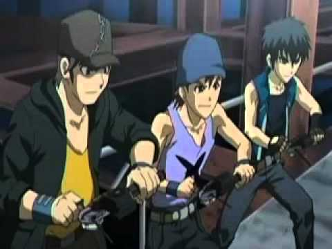 Beyblade Metal Fusion Episode 1 Part 2 HQ - YouTube