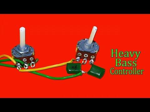 Simple Heavy Bass Volume Controller