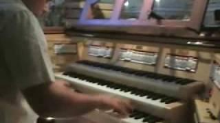 Riccardo Barone - Improvvisazione per organo