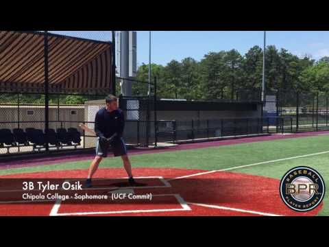 3B Tyler Osik - Chipola College (SO) UCF Commit