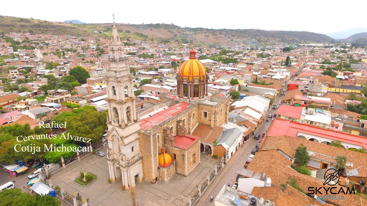 Cuando Regresas Al Pueblo - Cotija Michoacan - YouTube