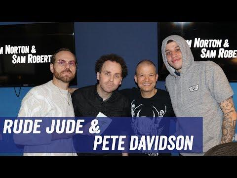 Rude Jude & Pete Davidson - 'Hummingbird', Relationships, Addiction - Jim Norton & Sam Roberts
