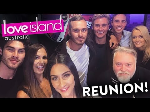 Love Island Australia Season 1 Cast Reunion | Kyle & Jackie O, KIIS1065