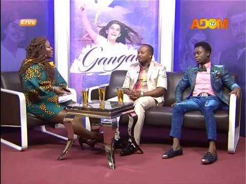 Gangaa Chat Room - Adom TV (19-2-18)