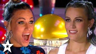 EDURNE'S Best GOLDEN BUZZER Auditions On Spain's Got Talent! | Got Talent Global
