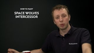 WHTV Tip of the Day - Space Wolves Intercessor.