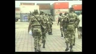 CÔTE D'IVOIRE CRISE EN OCTOBRE 2002