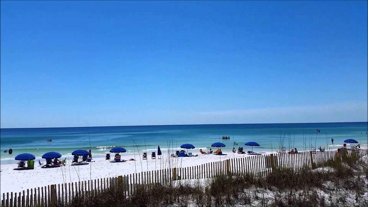 Crystal Beach Destin Fl