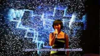 The Bells- STAY AWHILE with lyrics- Bich Thuy- Diamond Oct 22 2012
