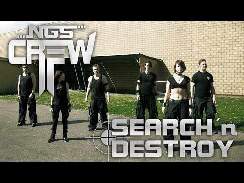 NGS - We search and DESTROY! [Industrial/Electronic Dance]