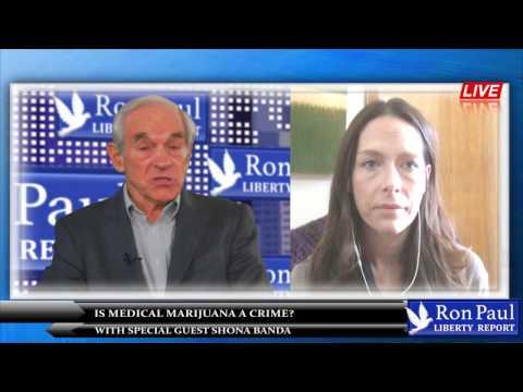 Is Medical Marijuana A Crime? - W/Special Guest Shona Banda