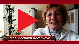 Krátká reportáž: 1.9.2014 : Mgr. Vladimíra Káčeriková se vrací na  ZŠ a ZUŠ Žlutice