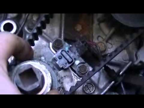 valve replacement head gasket timing belt 1998 mitsubishi mirage rh youtube com