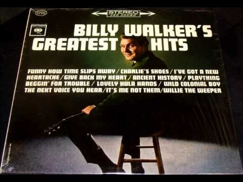 Charlie's Shoes , Billy Walker   1962 Vinyl