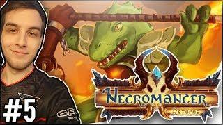 SPALMY TE PAJĄKI! - Necromancer Returns #5