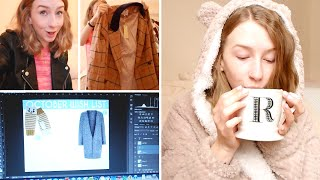 Chatty Vlog, Cake & Blogging Thumbnail