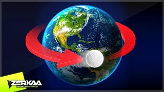 MINIGOLF ALL AROUND THE WORLD! (Golf It)