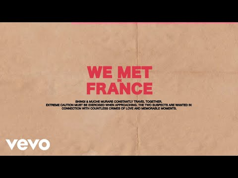 eleven7four - We Met In France (Audio)