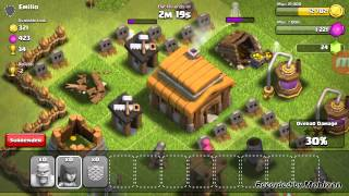 CLASH OF CLANS ( I DIED)