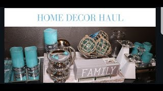 **New**Home Goods, Hobby Lobby and At Home Haul